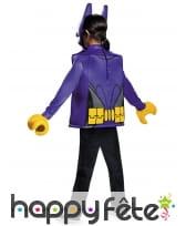 Déguisement LEGO Batgirl pour enfant, image 1