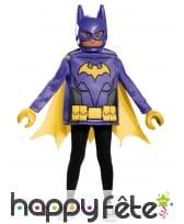 Déguisement LEGO Batgirl pour enfant