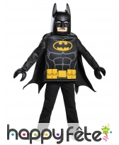 Déguisement LEGO Batman pour enfant
