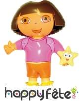 Dora l'exploratrice gonflable