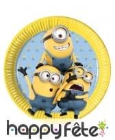 Déco lovely Minions pour table d'anniversaire, image 1