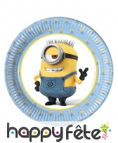 Déco lovely Minions pour table d'anniversaire, image 2