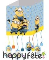 Déco lovely Minions pour table d'anniversaire, image 3