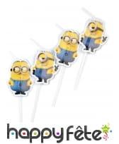 Déco lovely Minions pour table d'anniversaire, image 4