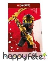 Décoration Lego Ninjago pour table d'anniversaire, image 3