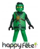 Déguisement Lloyd Ninjago pour enfant, LEGO, image 1