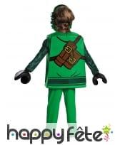Déguisement Lloyd Ninjago pour enfant, LEGO, image 2