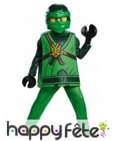 Déguisement Lloyd Ninjago pour enfant, LEGO
