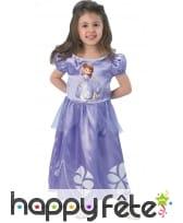 Deguisement licence princesse Sofia