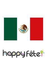 Drapeau mexicain