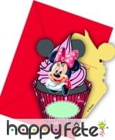 Décorations Minnie café d'anniversaire, image 3