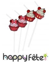 Décorations Minnie café d'anniversaire, image 4