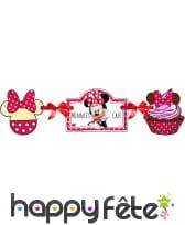 Décorations Minnie café d'anniversaire, image 6