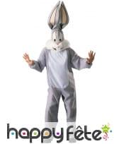Déguisement mascotte de Bugs Bunny