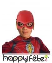 Demi-masque de Flash pour enfant