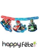 Décorations Mario Kart d'anniversaire, image 3