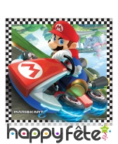 Décorations Mario Kart d'anniversaire, image 7