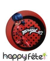 Décoration Miraculous Ladybug pour table, image 2