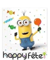 Déco Minions party pour table d'anniversaire, image 3