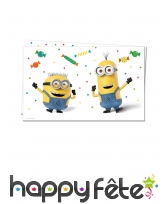 Déco Minions party pour table d'anniversaire, image 4