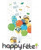 Déco Minions party pour table d'anniversaire, image 7