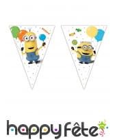 Déco Minions party pour table d'anniversaire, image 8