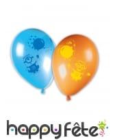 Déco Minions party pour table d'anniversaire, image 10