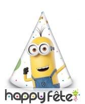 Déco Minions party pour table d'anniversaire, image 11