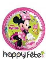 Déco Minnie pour table d'anniversaire, image 1