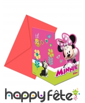 Déco Minnie pour table d'anniversaire, image 3