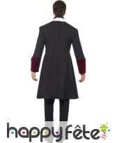 Déguisement manteau vampire gothique, image 2