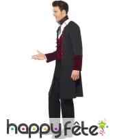 Déguisement manteau vampire gothique, image 4