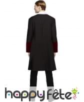 Déguisement manteau vampire gothique, image 5