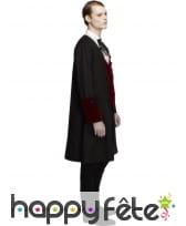 Déguisement manteau vampire gothique, image 6