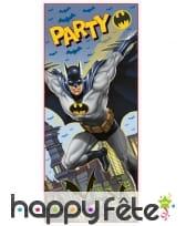 Décorations pour anniversaire thème Batman, image 4