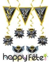 Décorations pour anniversaire thème Batman, image 5