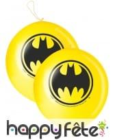 Décorations pour anniversaire thème Batman, image 9