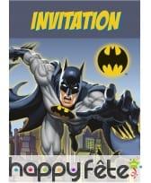 Décorations pour anniversaire thème Batman, image 10