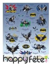 Décorations pour anniversaire thème Batman, image 17