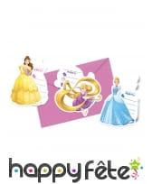 Déco Princesses Disney Dreaming pour anniversaire, image 3