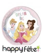 Déco Princesses Disney pour table d'anniversaire, image 1