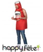 Déguisement pot de ketchup, image 1