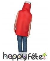 Déguisement pot de ketchup, image 2