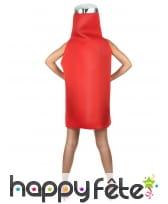 Déguisement pot de ketchup, image 4