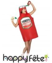 Déguisement pot de ketchup, image 5