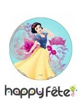 Disque Princesses Disney en azyme de 21cm, image 1