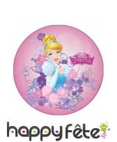 Disque Princesses Disney en azyme de 21cm, image 3