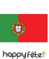 Drapeau Portugal de 150 x 90 cm