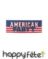 Décorations pour fête USA, image 2
