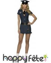 Déguisement policière femme sexy, image 5